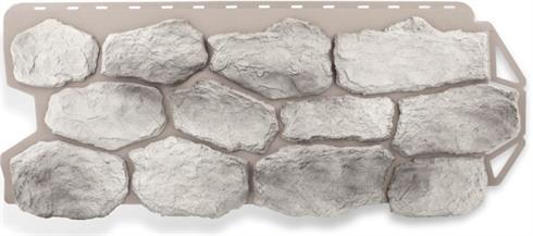 Купить акриловые панели сайдинга для обшивки дома в виде бутового камня