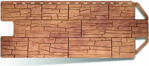 Приобрести панели на фасад в стиле каньон Невада в Ростове на Дону