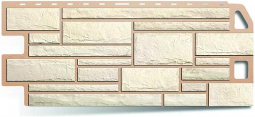 Выбрать панели для фасада под белый камень в Альта Профиль