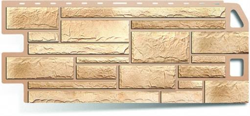 Цены на материал фасадной плитки Известняк в Ростове-на-Дону