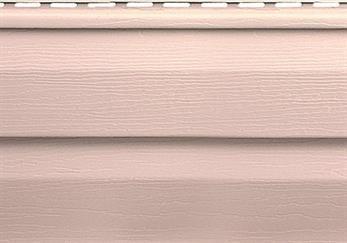 Огромный выбор цветов и оттенков виниловых сайдинговых панелей