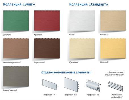 Купить вспененный пластиковый сайдинг в Ростове