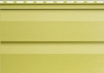Фото пластикового акрилового сайдинга оливкового цвета